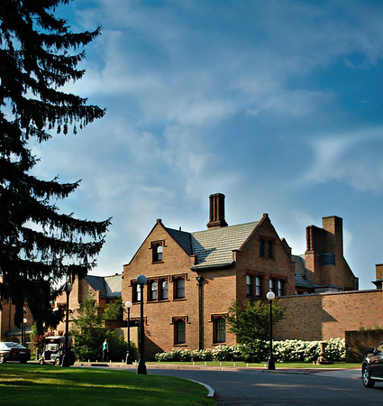 Mansion at the Cranwell Resort, Spa, and Golf Club