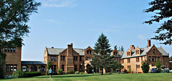 Wyndhurst Mansion at the Cranwell Resort, Spa, and Golf Club