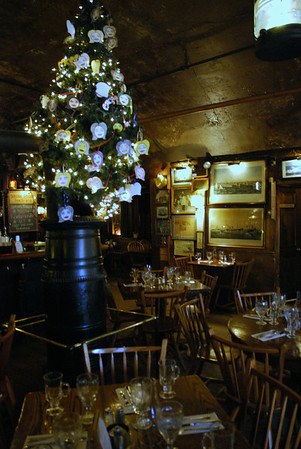 Mother's Day Tree at The Griswold Inn Tap Room
