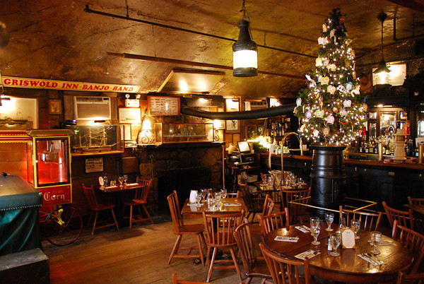 The Griswold Inn Tap Room