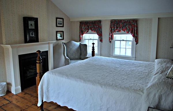 Bedroom of Suite #38