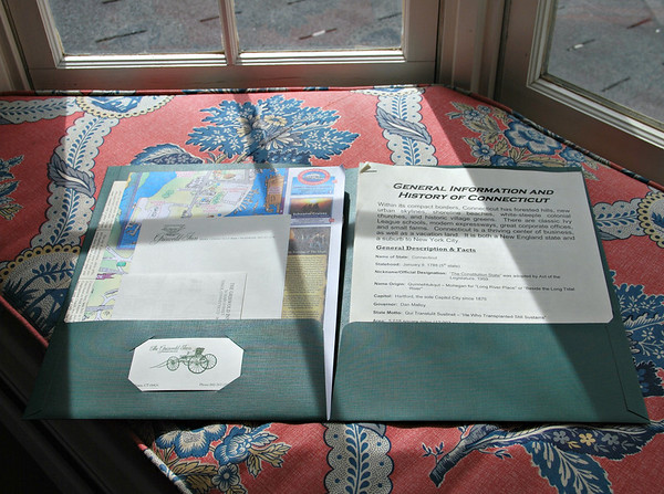 Information Packet for Griswold Inn