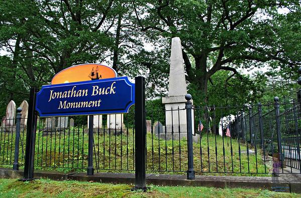 Buck Cemetery, Bucksport, ME