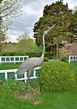 Long Hill Lawn Statuary