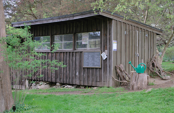 Garden Shed at Long Hill