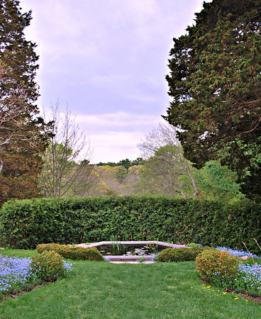 Long Hill Garden and View
