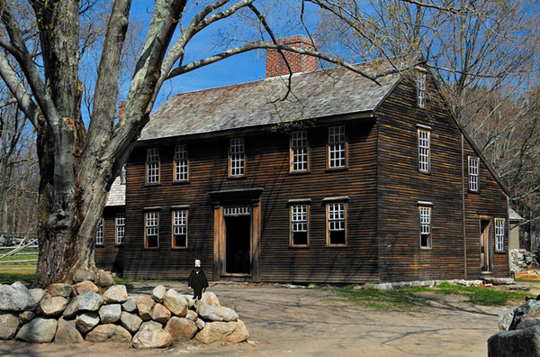Hartwell Tavern at Minute Man NHP Visitors Center
