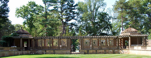Tea Houses at the Formal Gardens