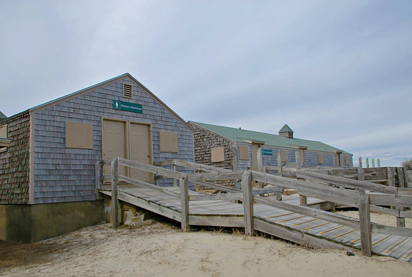 Bath House at Crane Beach
