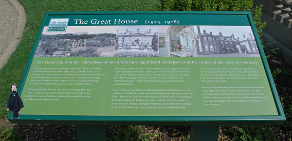 The Great House Plaque
